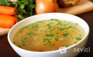рецепты супов детям от двух лет
