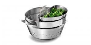 как варить на пару брокколи