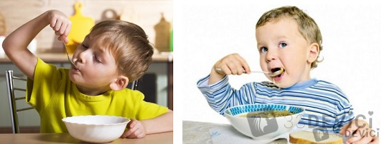 рецепты супов детям от 1 года