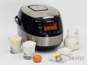 как приготовить молочный суп в мультиварке
