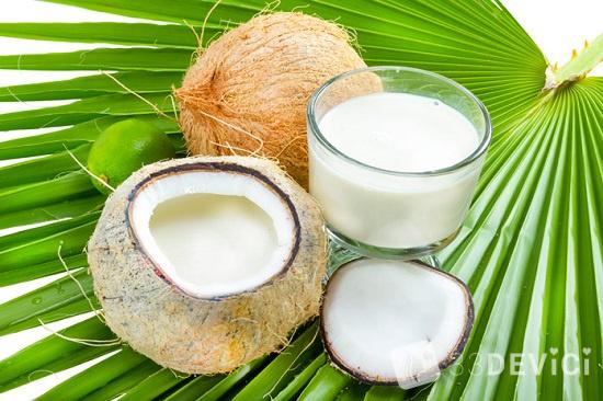 кокосовое молоко польза и вред