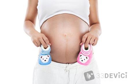 токсикоз при беременности мальчик или девочка