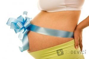 Третий триместр беременности как выглядит живот