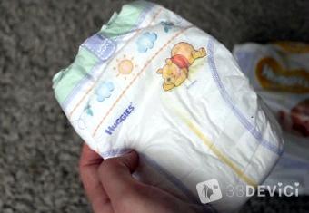 какие памперсы взять в роддом