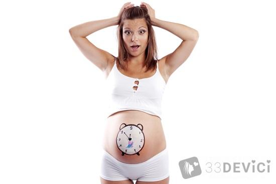 предвестники скорых родов у повторнородящих