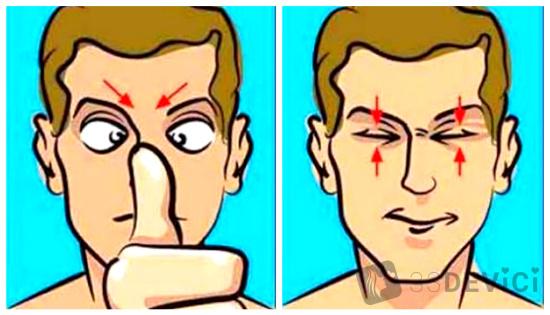 как самому улучшить своё зрение