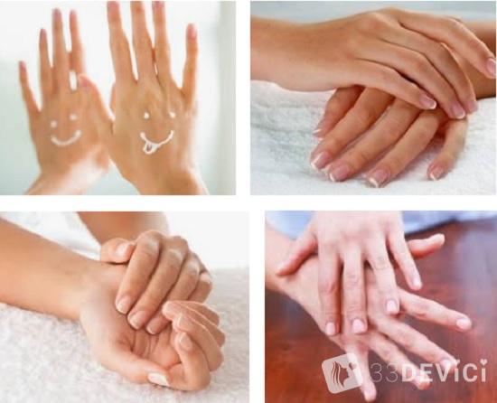 как избавиться от трещин на коже рук