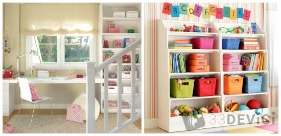 идеи дизайна детской комнаты для двоих детей