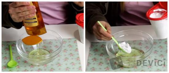 как сделать лизуна без клея