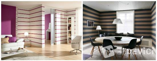 визуально увеличить пространство комнаты