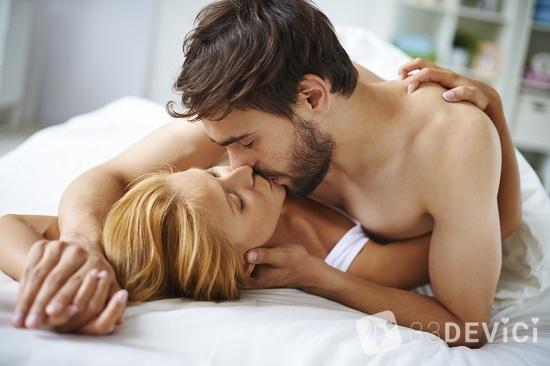 Частый секс плюсы