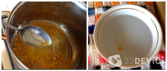 как сделать шугаринг в домашних условиях рецепт