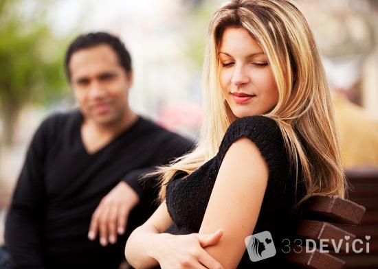 невербальные жесты влюбленного мужчины