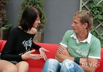 язык жестов мужчины по отношению к женщине