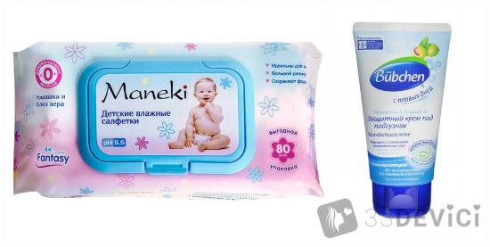 детская аптечка для новорожденного список