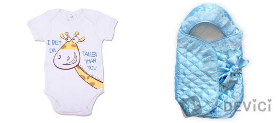 список вещей для новорожденного весной
