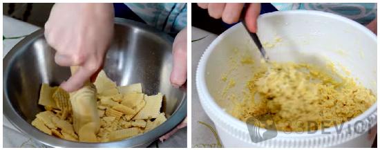 как приготовить конфеты рафаэлло в домашних условиях