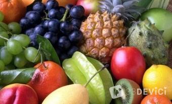 щелочные продукты питания список