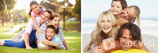 как построить счастливую семью