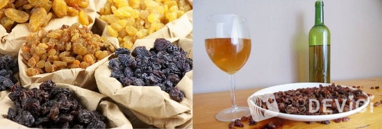 вино из изюма в домашних условиях рецепт