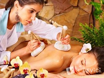 как делается тайский массаж