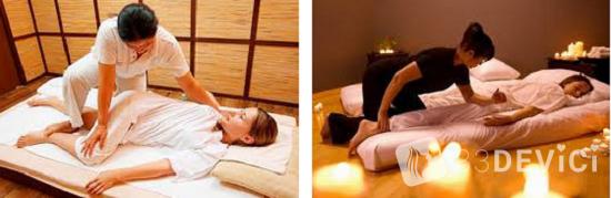 тайский массаж польза