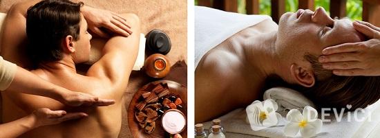 как сделать тайский массаж мужчине
