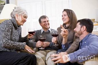 как познакомиться с родителями парня