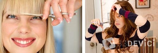 как научиться стричь в домашних условиях