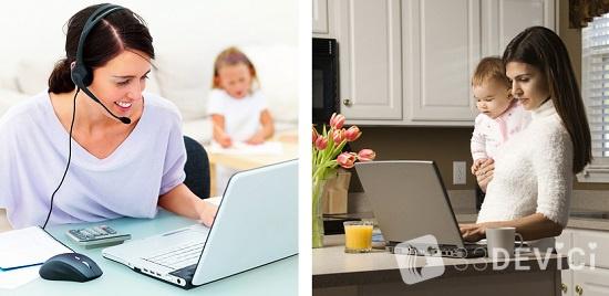 бизнес дома для мам в декрете