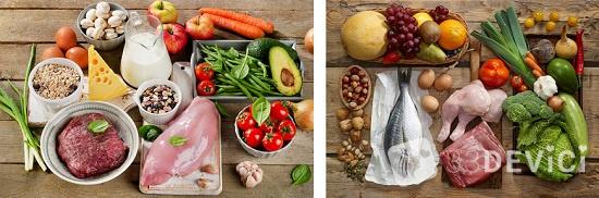 правильное питание меню на каждый день