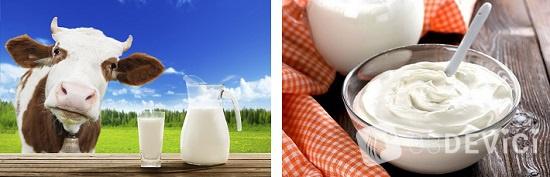 домашний творог рецепт из молока