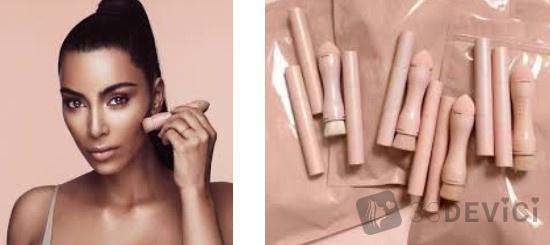 макияж для лица от ким кардашьян