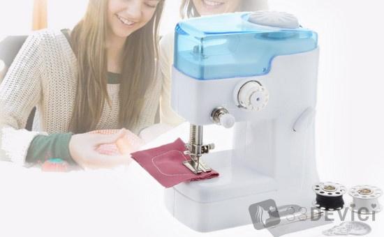 купить ручную швейную машинку