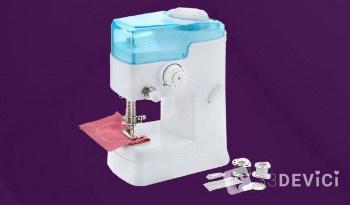 Как пользоваться ручной швейной машинкой?