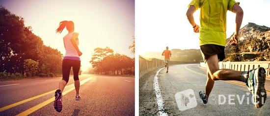 как правильно бегать техника бега