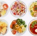 Примерное меню и рецепты на неделю для всей семьи