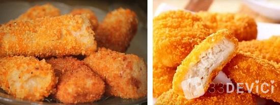 куриные наггетсы как в макдональдсе рецепт