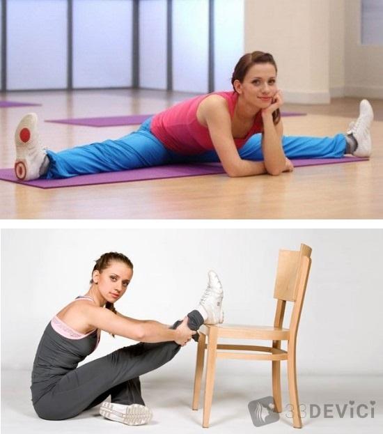 Упражнения для похудения с помощью дыхания