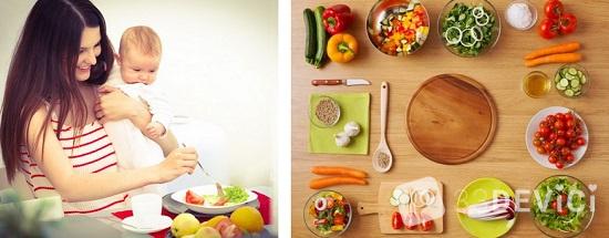 питание после родов для кормящих мам