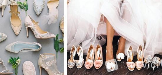 свадебные приметы туфли невесты