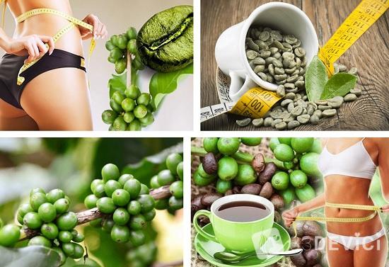 рецепт кавы для похудения