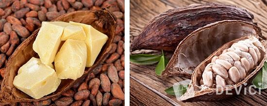 полезность масло какао