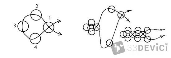 схемы плетения бисером