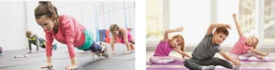 какая польза стретчинга для детей
