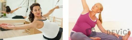растяжка при беременности