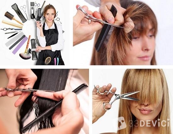 как научиться стричь волосы в домашних условиях