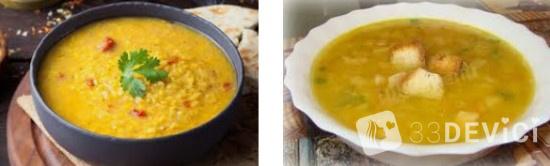 суп из продуктов для похудения