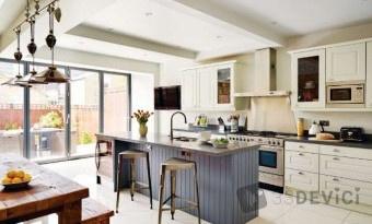 Кухня в частном доме: особенности дизайна