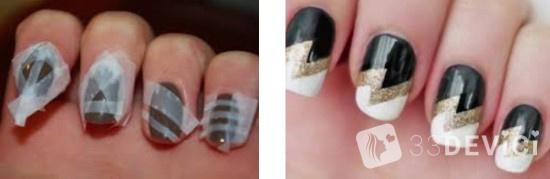 дизайн ногтей для новичков